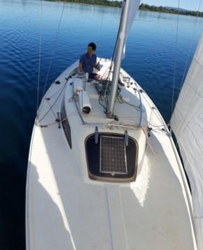Rental Sailboat in Plan d'Eau de Plobsheim - Arteckno H boat