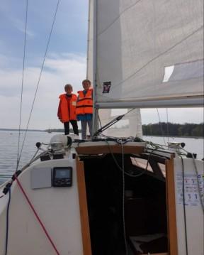 Hire Sailboat with or without skipper Arteckno Plan d'Eau de Plobsheim