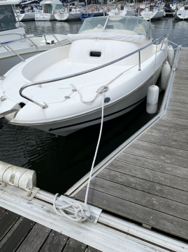 Hire Motorboat with or without skipper Jeanneau Bénodet
