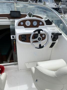 Rental yacht Bénodet - Jeanneau Cap Camarat 755 WA on SamBoat