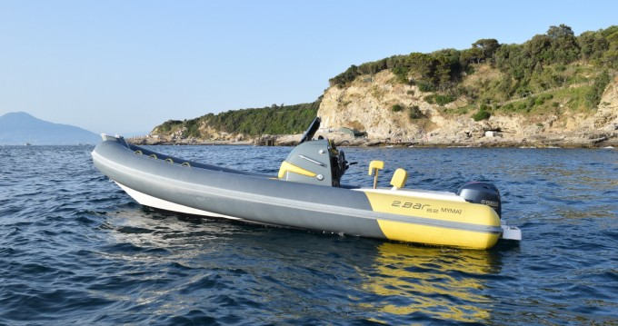 RIB for rent Marina di Puolo at the best price