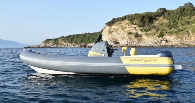 Boat rental 2bar 62 in Marina di Puolo on Samboat
