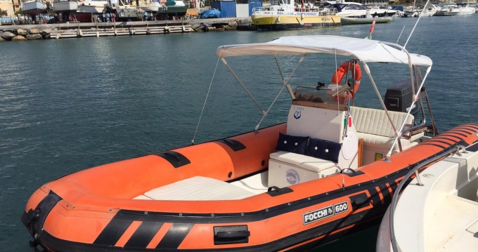 RIB for rent Diano Marina at the best price