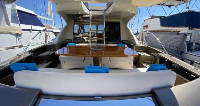 Rental Motorboat in Saint-Raphaël - Riva SPORTFLY 56
