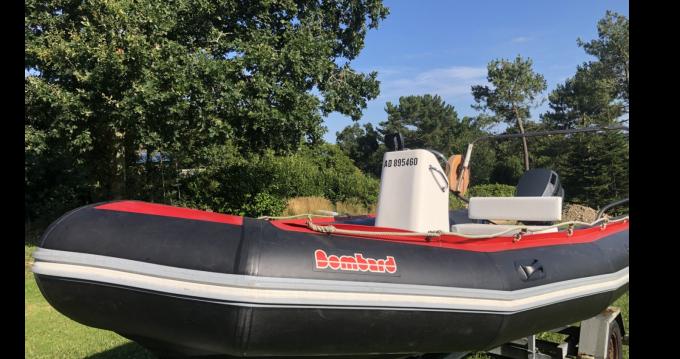 Bombard Explorer 600 between personal and professional Bénodet