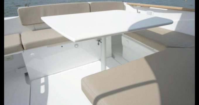 Boat rental Porto Badino cheap Antares 780