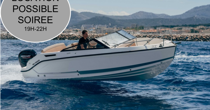 Boat rental Pointe-Rouge cheap Activ 675 Bowrider