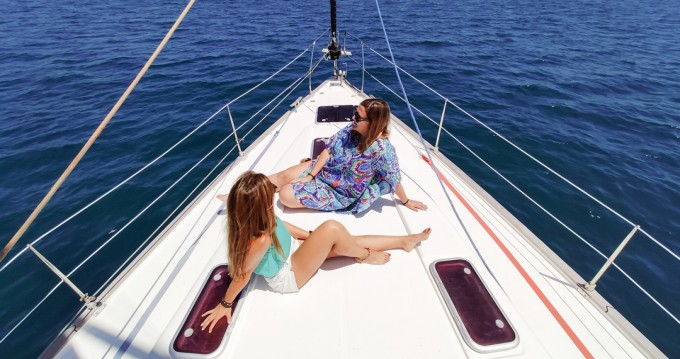 Sailboat for rent Majorca at the best price