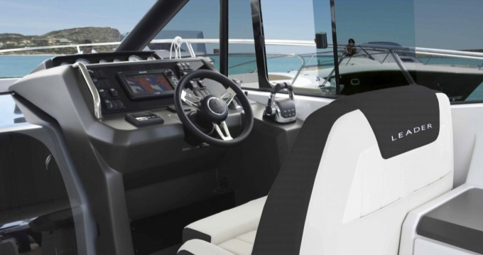 Boat rental Jeanneau Leader 36 Sportop in Port de Roses on Samboat