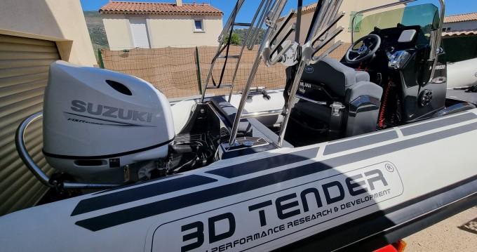 Rental yacht Antibes - 3D Tender Dream 6 on SamBoat