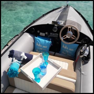Boat rental Cannes cheap Mark II Heritage