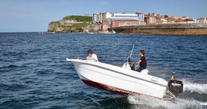 Rental yacht Gijon Ferry Port - Astec Fiber 480 on SamBoat