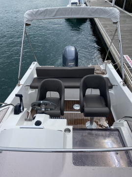 Boat rental Pacific Craft Pacific Craft 650 SC in Dinard on Samboat