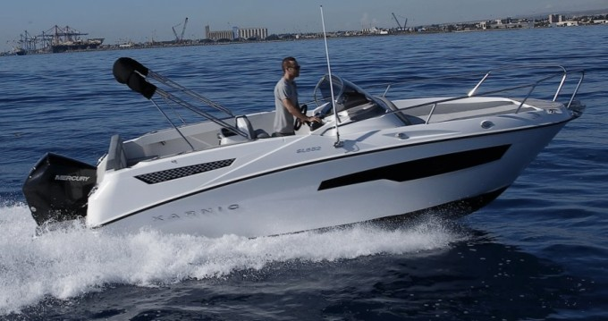 Boat rental Karnic 601 SL in Mahón on Samboat