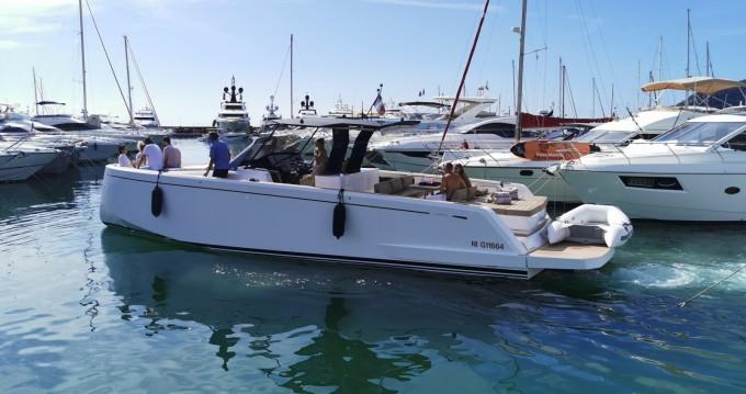 Hire Motorboat with or without skipper Pardo Yachts Mandelieu-la-Napoule