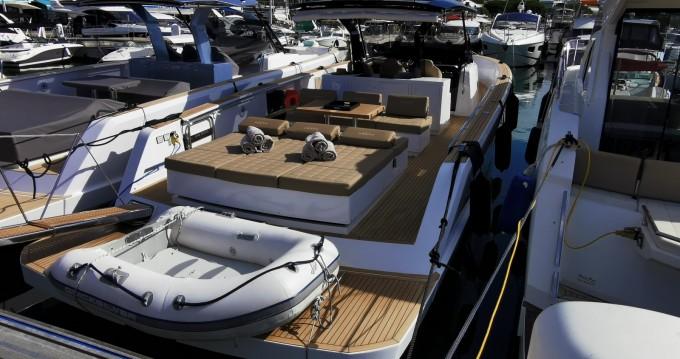 Rental Motorboat in Mandelieu-la-Napoule - Pardo Yachts Pardo 43