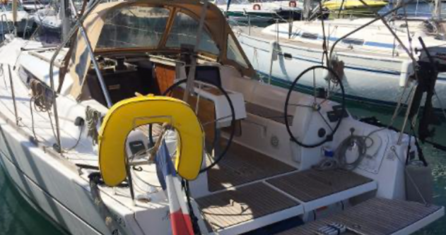 Boat rental Dufour Yachts 350 in Hyères on Samboat