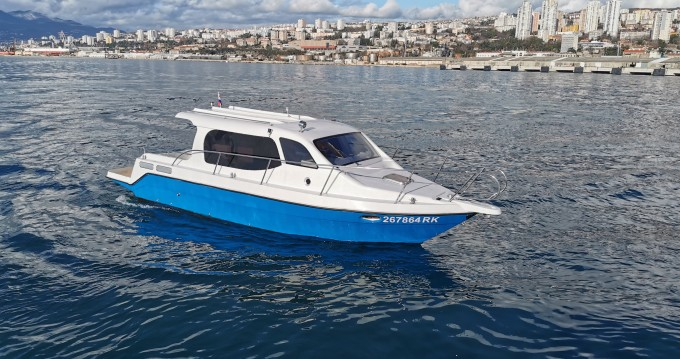Boat rental  AC DC Daycruiser 12.0 in Novigrad on Samboat