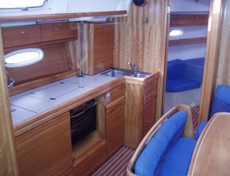 Boat rental Bavaria Bavaria 39 Cruiser in Hyères on Samboat