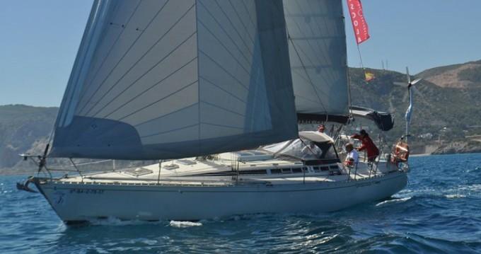 Rental yacht Badalona - Bénéteau First 405 on SamBoat