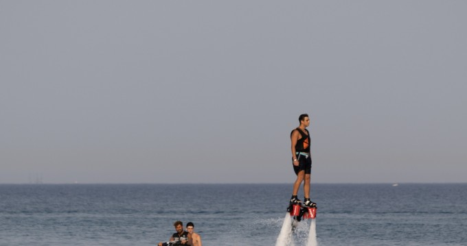Jet Ski for rent Brancaleone at the best price