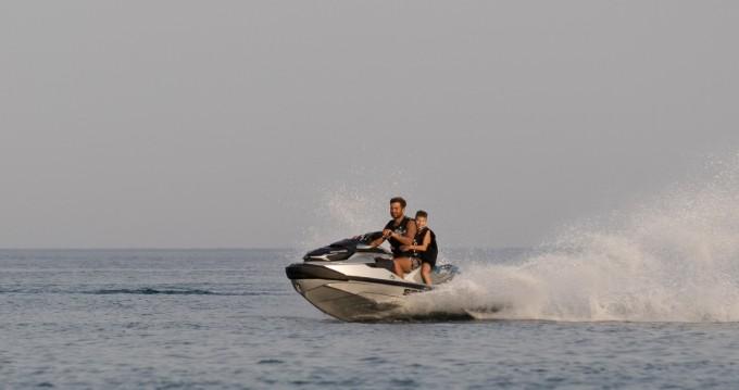 Boat rental Sea-Doo Gtx limited 300 in Brancaleone on Samboat