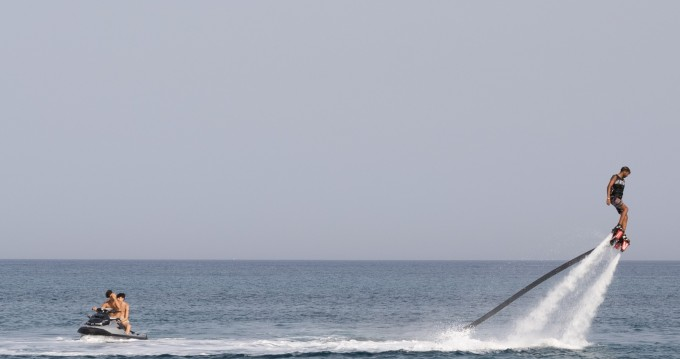 Hire Jet Ski with or without skipper Sea-Doo Brancaleone