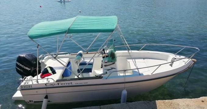 Boat rental B2 Marine Cap Ferret 550 Open in Pointe-Rouge on Samboat