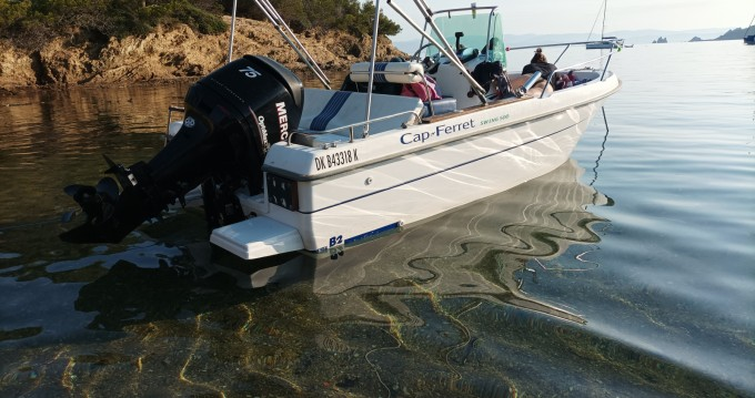 Hire Motorboat with or without skipper B2 Marine Pointe-Rouge