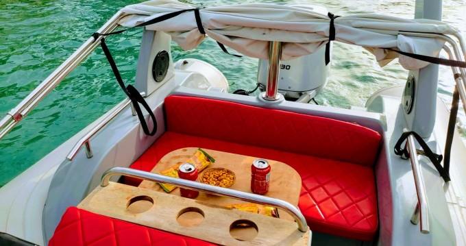 Rental yacht Santa Ponsa - ZODILUX 5 80 Pro on SamBoat
