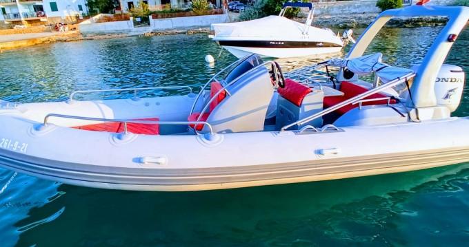 Boat rental Santa Ponsa cheap 5 80 Pro