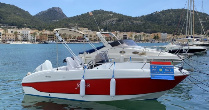 Saver 19 open between personal and professional Port d'Andratx