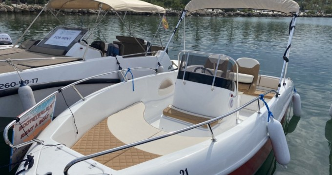 Rental Motorboat in Port d'Andratx - Saver 19 open