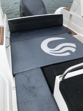 Boat rental Port de la Vigne cheap Capelli 770