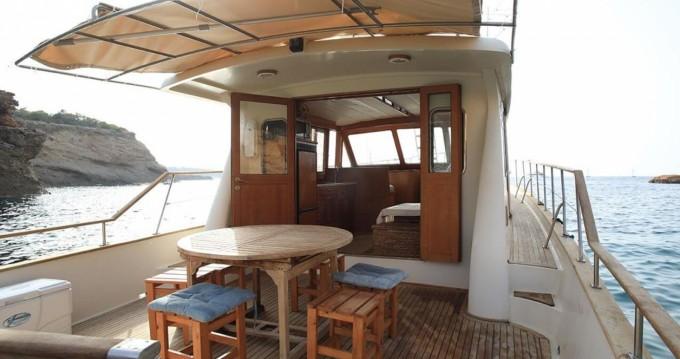 Rental Motorboat in Formentera - alaska 46