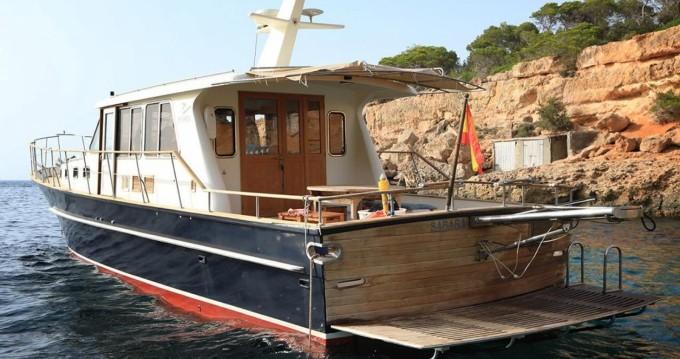 Boat rental Formentera cheap 46