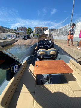 Hire RIB with or without skipper Salpa Ajaccio
