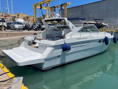 Motorboat for rent Isola Favignana at the best price
