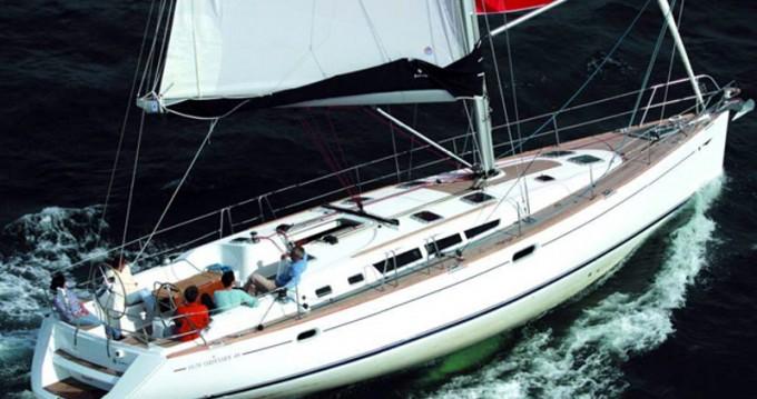 Rent a Jeanneau Sun Odyssey 49 Nieuwpoort