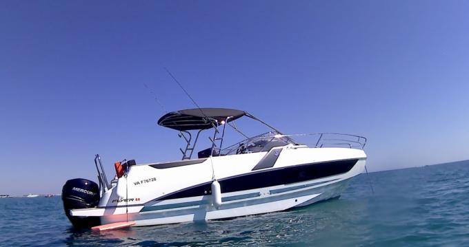 Boat rental Carnon-Plage cheap Flyer 8.8 SUNdeck