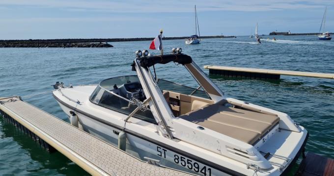 Boat rental Le Cap d'Agde cheap Rio 750 Open