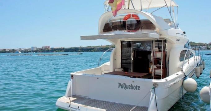 Boat rental Astondoa Astondoa 40 Fisher in Mahón on Samboat