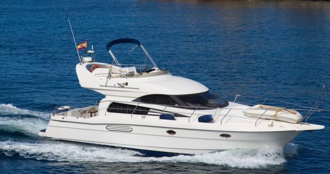 Boat rental Mahón cheap Astondoa 40 Fisher