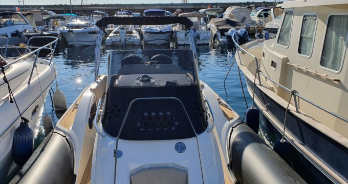 Rental yacht Bormes-les-Mimosas - Joker Boat Clubman 30 on SamBoat