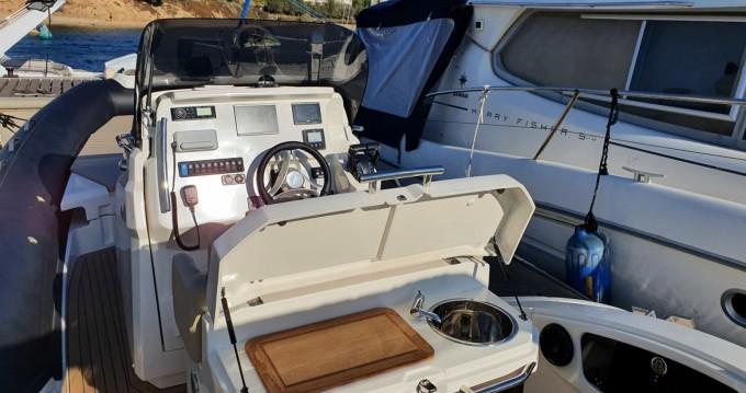 Boat rental Bormes-les-Mimosas cheap Clubman 30