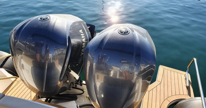Hire RIB with or without skipper Joker Boat Bormes-les-Mimosas