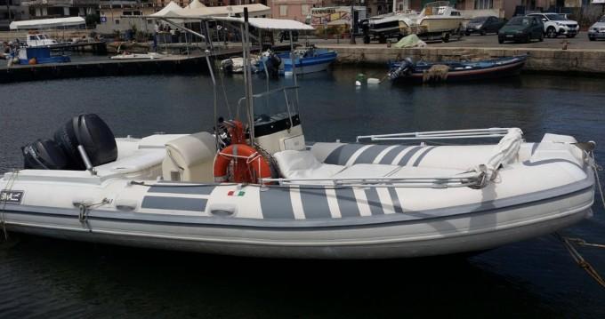 Rental yacht Porto Siracusa - Bwa Bwa 650 on SamBoat