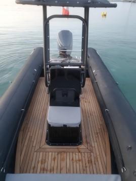 Boat rental Bonifacio cheap Smeralda 230