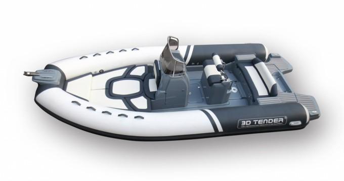 Boat rental 3D Tender Lux 655 in Pornichet on Samboat