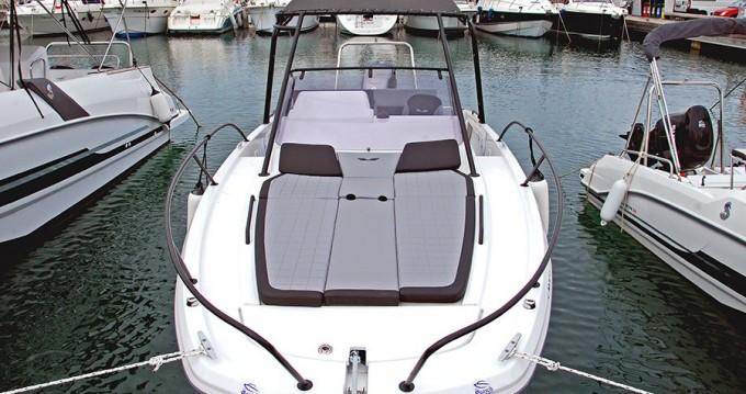 Boat rental Cambrils cheap Flyer 8